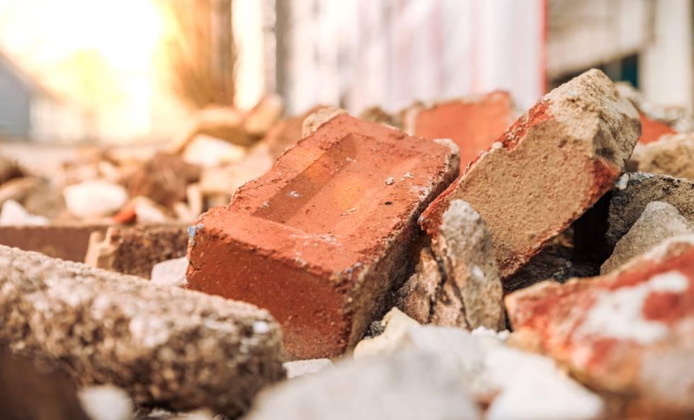 El descontrolado impacto medioambiental de una demolición