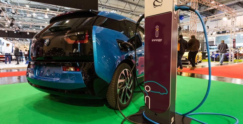Las automovilísticas redoblan su apuesta por el vehículo eléctrico