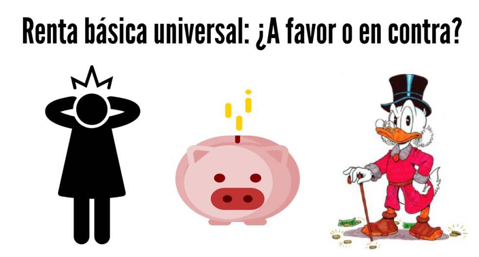 Quién ganaría y quién perdería con una renta básica universal