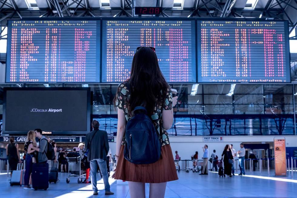 Google te avisará del retraso en un vuelo antes de que se produzca