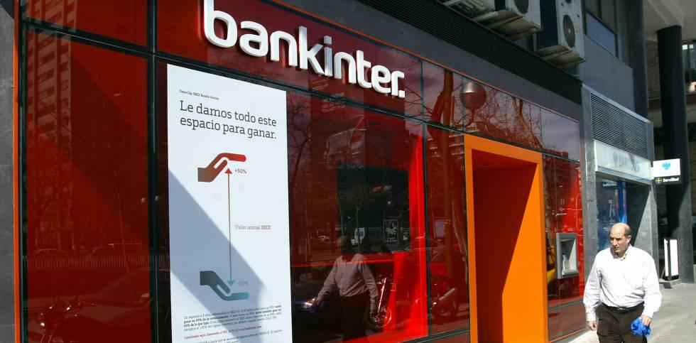 Bankinter lanza un dep sito que renta un 0 40 ligado a su for Oficinas de bankinter en madrid