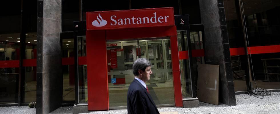 Santander defiende que no puede ser sancionado por las for Oficinas banco santander las palmas