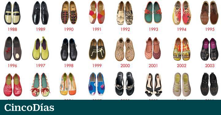 Camper: El zapato desparejado cumple 30 años | Fortuna