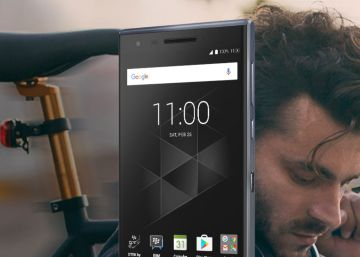 La nueva Blackberry Motion ya está disponible en España