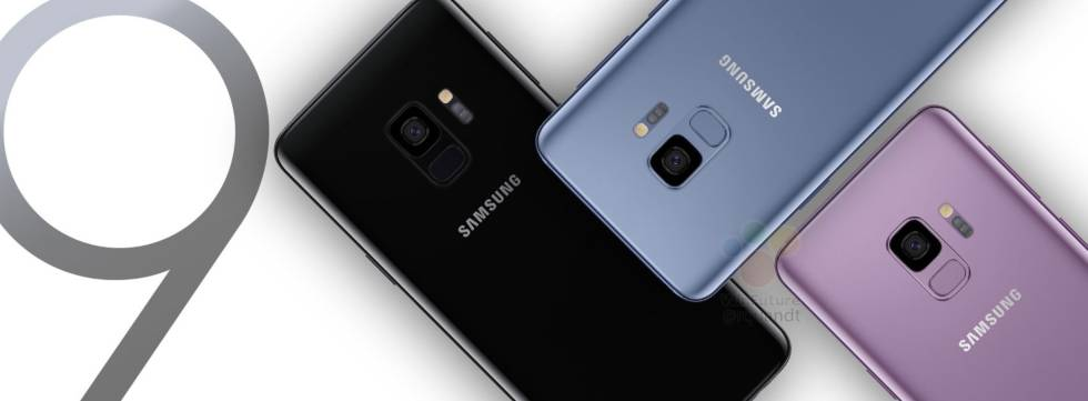Samsung Galxay S9