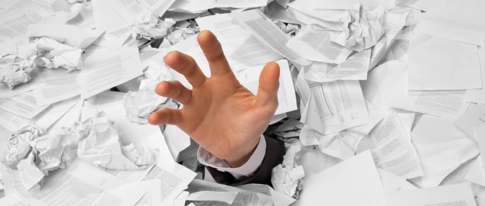 Autónomos: las tediosas gestiones y documentos a presentar si quieres cobrar tu paro