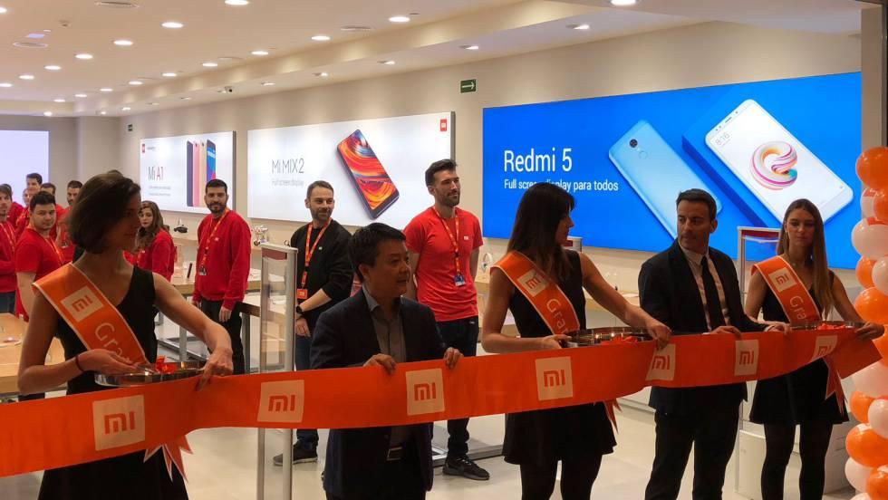 Xiaomi abre su tienda en Barcelona coincidiendo con el Mobile ... 65317022a75