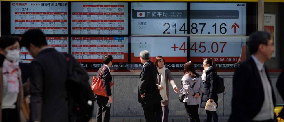 Ibex: Wall Street minimiza las ganancias de las Bolsas europeas