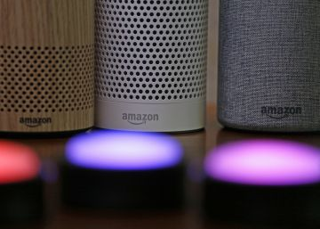El altavoz inteligente de Amazon
