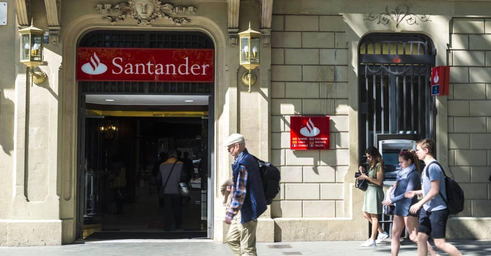 As es la nueva cuenta de aut nomos que el santander for Santander cajeros madrid
