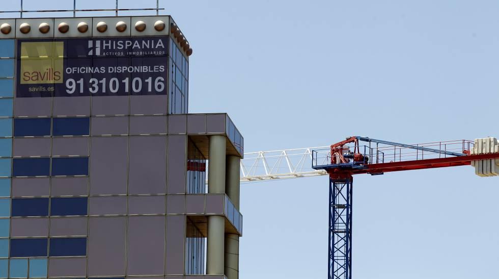 Hispania ultima la venta de la mayor cartera de oficinas - Carrefour oficinas centrales madrid ...