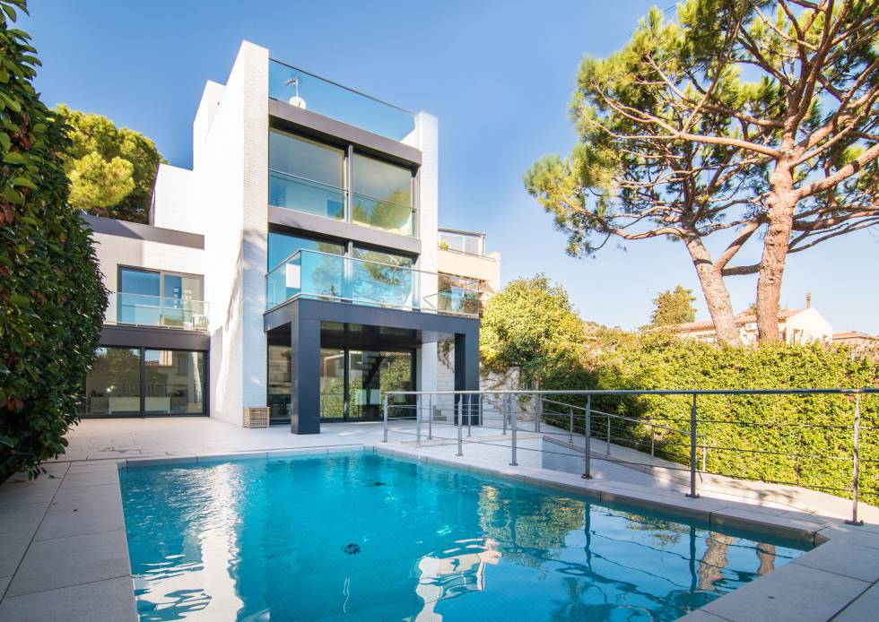 Claves para comprar una Villa de lujo en Barcelona