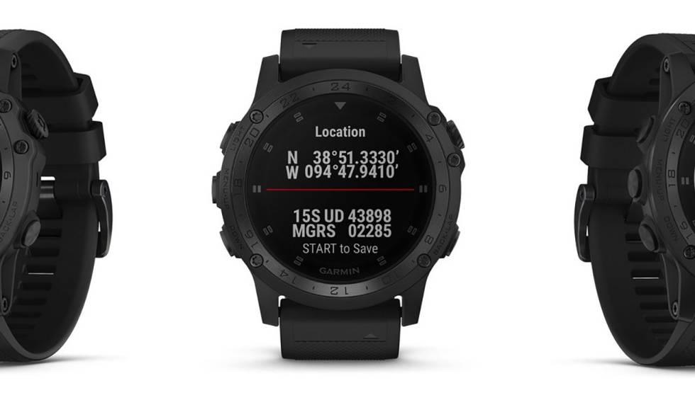 fe733d3a5 Nuevo smartwatch de Garmin con GPS integrado | Gadgets | Cinco Días