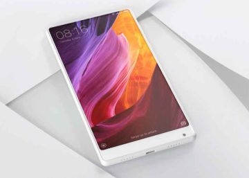Xiaomi Mi Mix 2S ¿tendrá o no el notch del iPhone X?