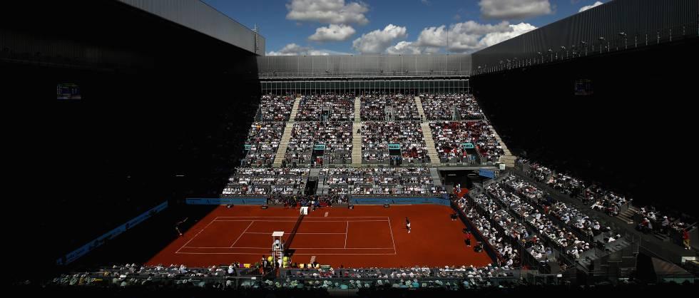 El mutua madrid open de tenis gener 107 millones en 2017 - Sede mutua madrilena ...