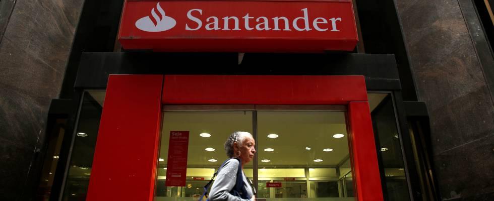 Santander vende a particulares un bono ligado a la bolsa for Oficina correos santander