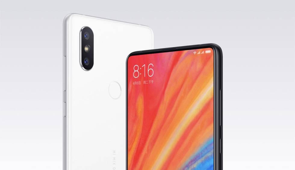 """El Xiaomi Mi Mix 2S ya es oficial, """"copiando"""" la cámara ..."""