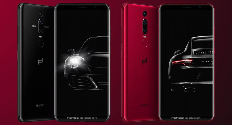 Image result for Huawei  Mate RS Porsche