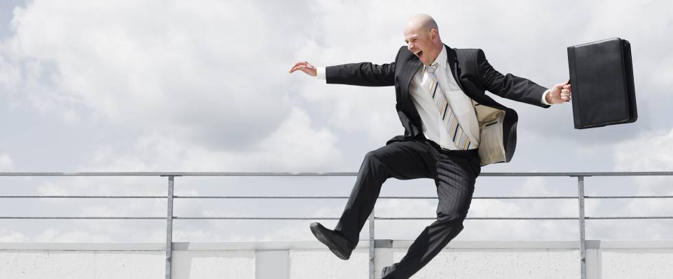 13 recetas para ser feliz en el trabajo