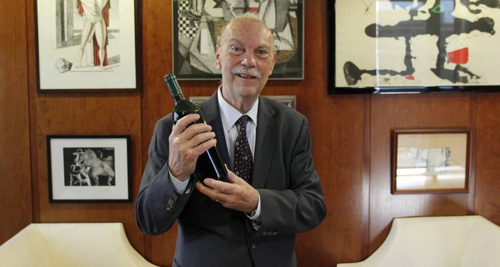 """Massimo Galimberti: """"Ahora hay inflación de clubes de vino"""""""