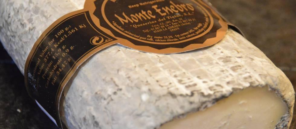 El queso de Ávila que solo se vende en tiendas gourmet
