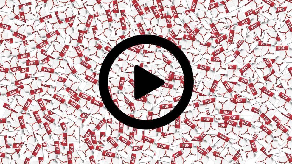 Cómo Convertir Las Páginas De Un Pdf En Un Vídeo Lifestyle Cinco Días