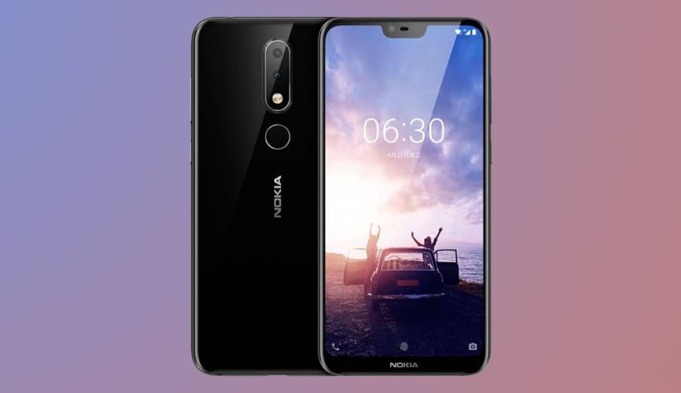 Nokia X6 chollo descuento