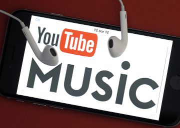 YouTube reta a Spotify y Apple con un servicio gratuito de música en 'streaming'