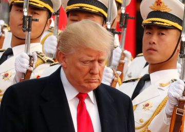Trump marea a los inversores con China