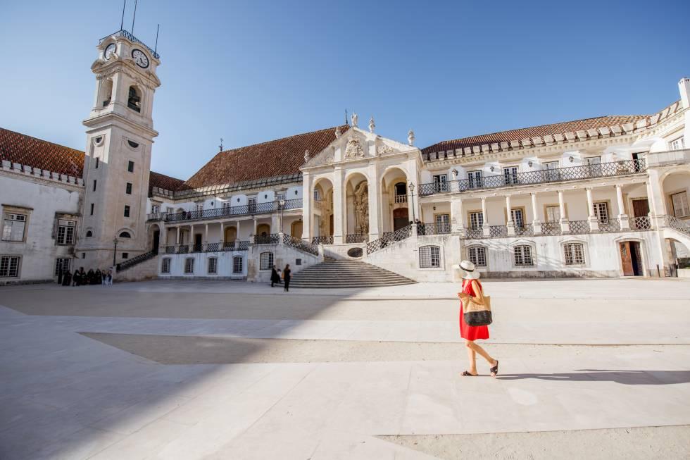 Coimbra, corazón cultural de Portugal
