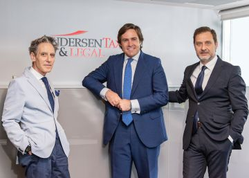 Andersen Tax & Legal incorpora a Luis Cortezo como socio