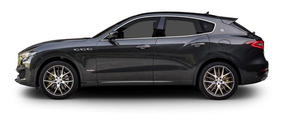De los 129 coches que ha vendido la firma italiana, 83 pertenecen a la marca Levante. Está disponible en dos modelos, el GranLusso, con un estilo y acabado más enfocado al lujo, y el GranSport, con una estética más relacionada con el dinamismo. Cada uno de ellos ofrece nuevas e importantes funciones avanzadas de asistencia a la conducción y un aumento de potencia significativo para el motor V6 de gasolina. Los precios se mueven entre los 85.000 y los 105.000 euros.