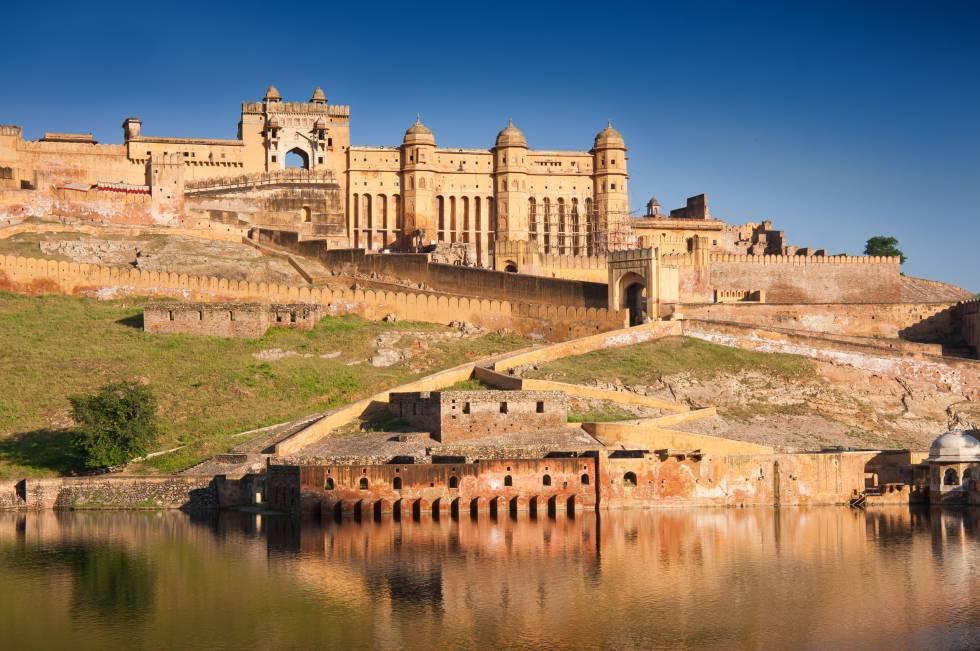Jaipur, la ciudad donde habitan los maharajás