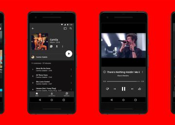 YouTube Music y YouTube Premium llegan a España