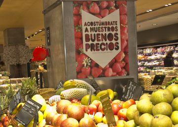El Corte Inglés rearma su web de supermercados para hacer frente a Mercadona Tech