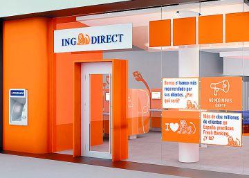ING liquida la rentabilidad de su Cuenta Naranja