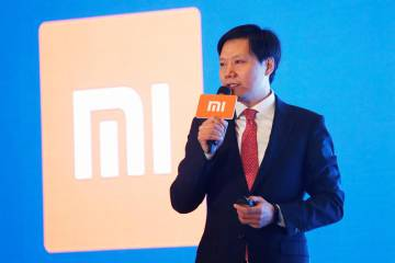 Lei Jun, fundador, presidente y CEO de Xiaomi.