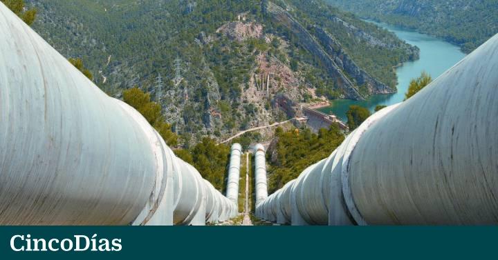 Autopistas del agua y plan 'renove', retos para la obra hidráulica