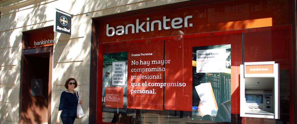 Bankinter entra en el capital de euro 6000 y sus clientes for Oficina kutxabank madrid