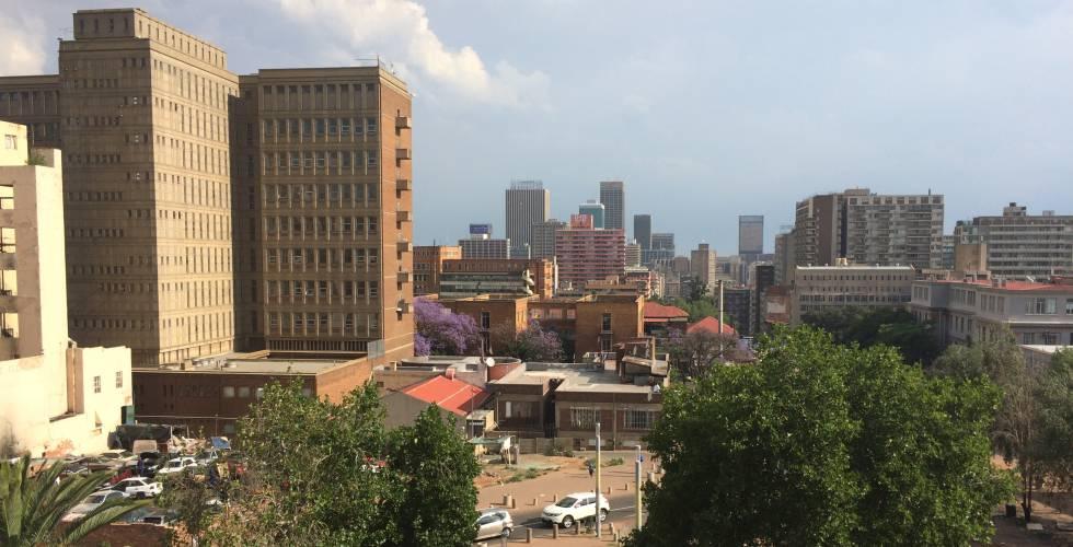 Johanesburgo, la ciudad maldita