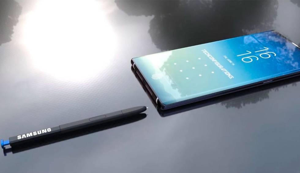 6f053ab568902 Este sería el precio del Samsung Galaxy Note 9