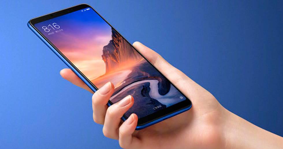 El Xiaomi Mi Max 3 es oficial, características y precios