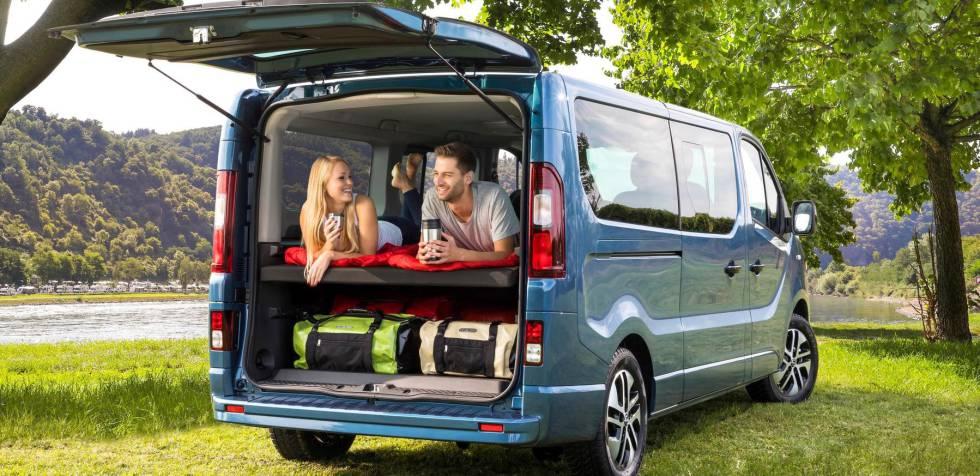 Furgonetas 'campers': cómo pasar las vacaciones en la carretera sin renunciar al confort