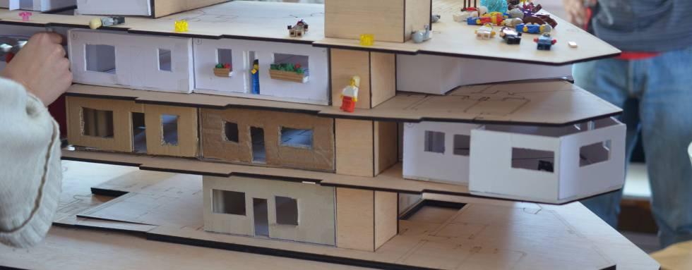 El 'cohousing' llega a España como alternativa a la compra y alquiler