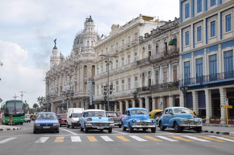 La Habana, la cenicienta después del baile