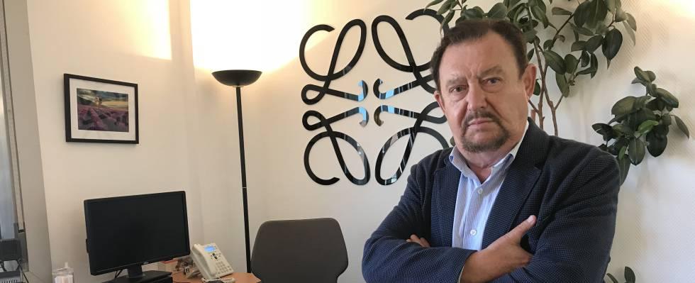 """Emilio Valeros: """"Queremos convertir a Brihuega en la Provenza española"""""""