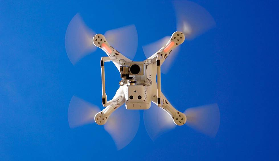 Cómo saber dónde puedes volar tu dron en España