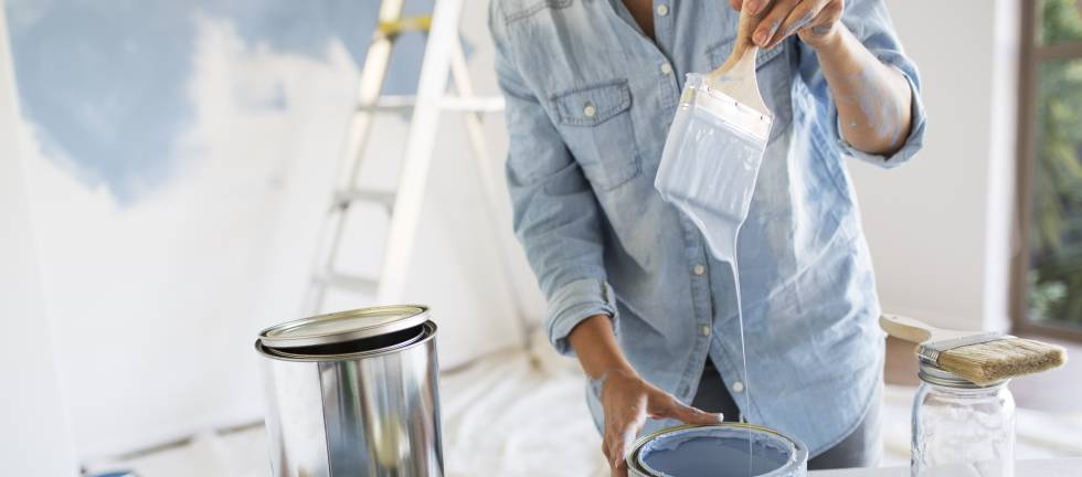 Comprar al profesional el material de la obra, fórmula para pagar menos IVA