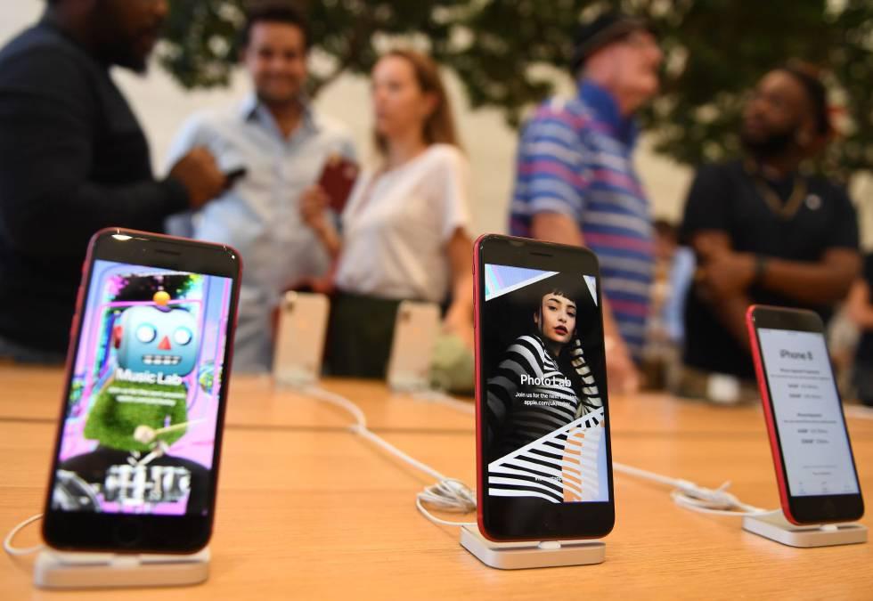 Así se llamarían los nuevos iPhone que llegarán el próximo mes
