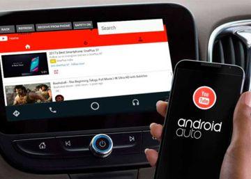 Android Auto: cómo ejecutarlo automáticamente al arrancar el coche